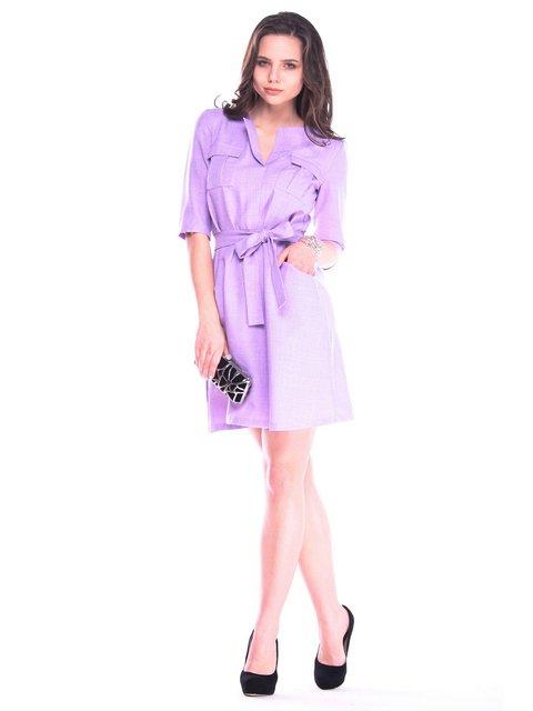 Платье светло-фиалкового цвета Dioni 3172705