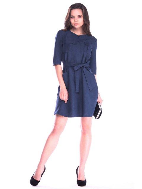 Сукня темно-синя Dioni 3172708