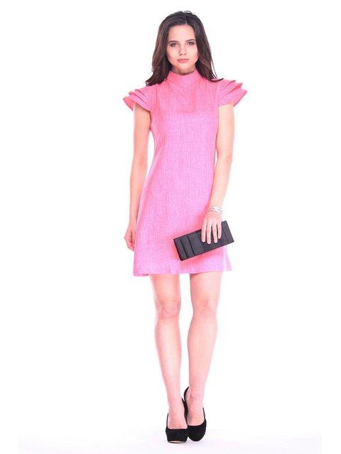 Платье коралловое Dioni 3218839