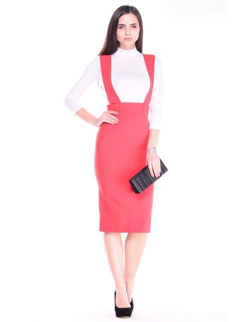 Сарафан красного цвета Dioni 2985928