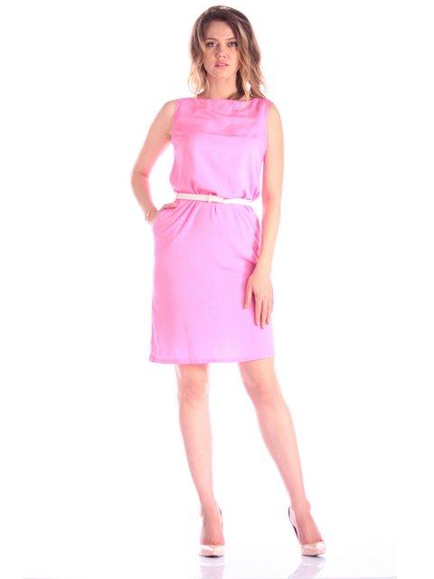 Сукня рожева у горох Victoria Loks 3382672