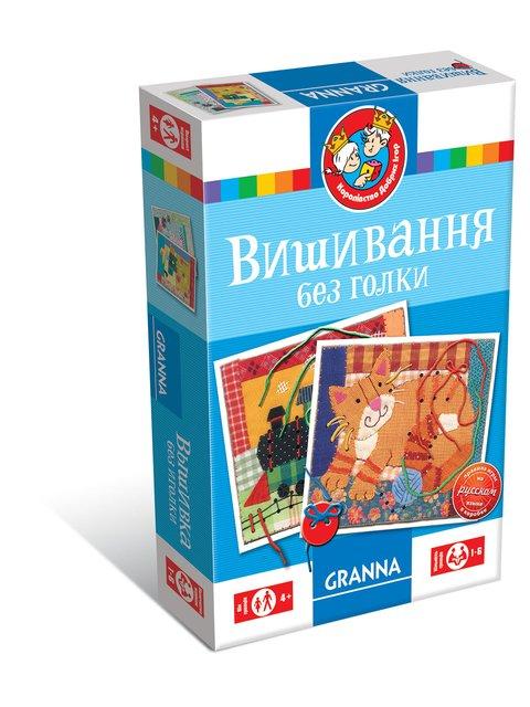 Гра «Вишивання без голки» Granna 3389946