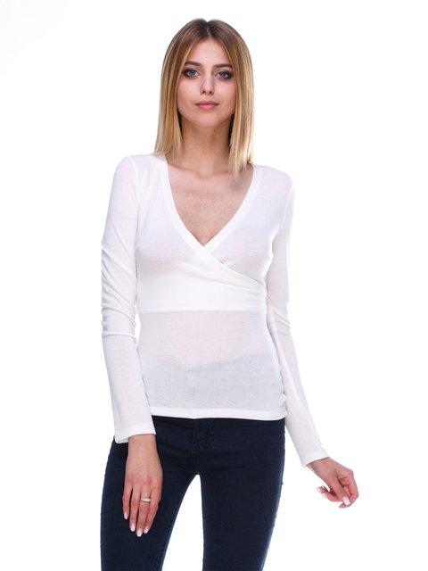 Пуловер білий Atelier private 2981690
