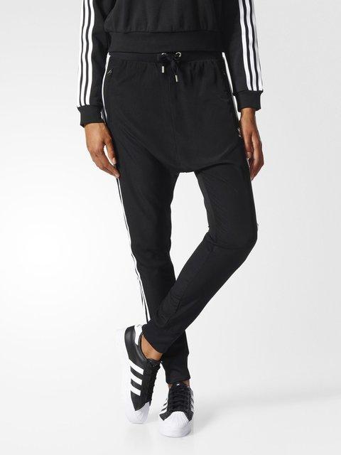 Брюки черные Adidas 3198460