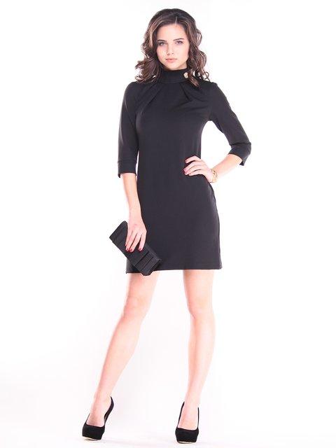 Платье черное Dioni 2844951