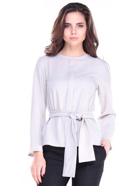 Блуза белая Laura Bettini 2917824