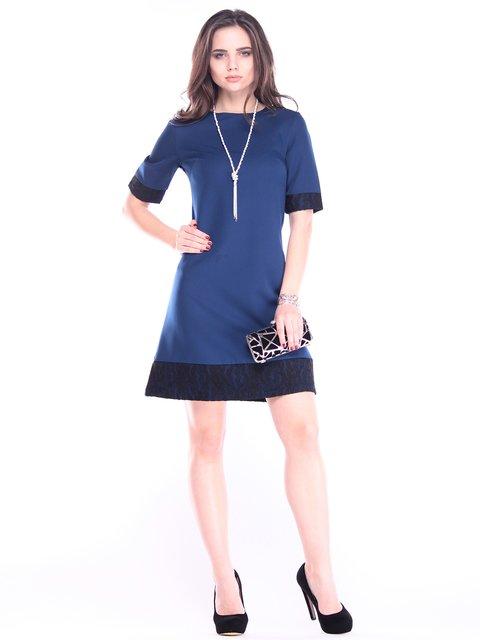 Сукня синя Laura Bettini 2962516