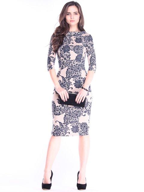 Сукня в принт Laura Bettini 2995883