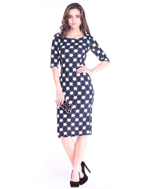 Платье в принт Dioni 2995916
