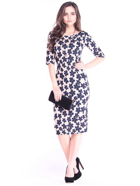 Сукня в принт Dioni 2995917