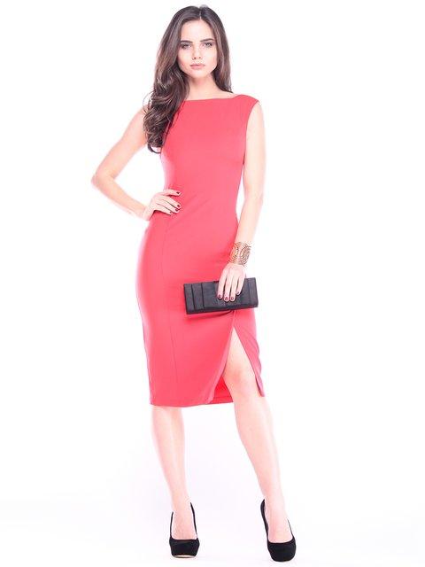 Платье красное Rebecca Tatti 2996572