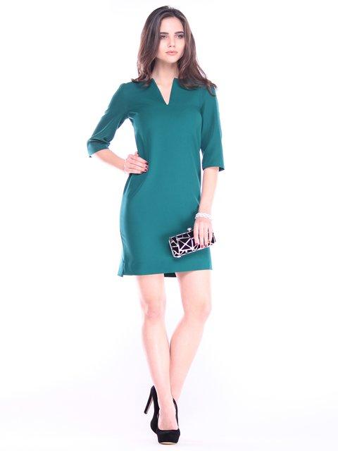 Сукня темно-смарагдова Rebecca Tatti 2996583