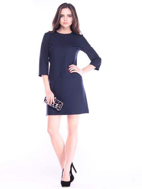 Платье темно-синее Rebecca Tatti 2996596