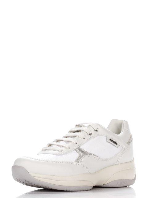 Кросівки білі Geox 3395668