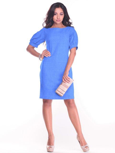 Платье цвета электрик Maurini 3323509