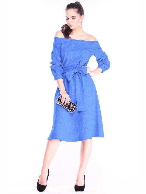 Сукня кольору електрик Laura Bettini 3364686