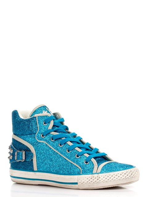 Кеды голубые Ash 3398515