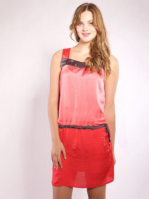 Сукня двоколірна Mila Nova 2444458