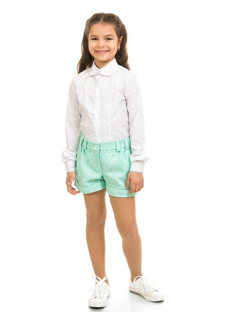 Шорты цвета мяты Kids Couture 3405078