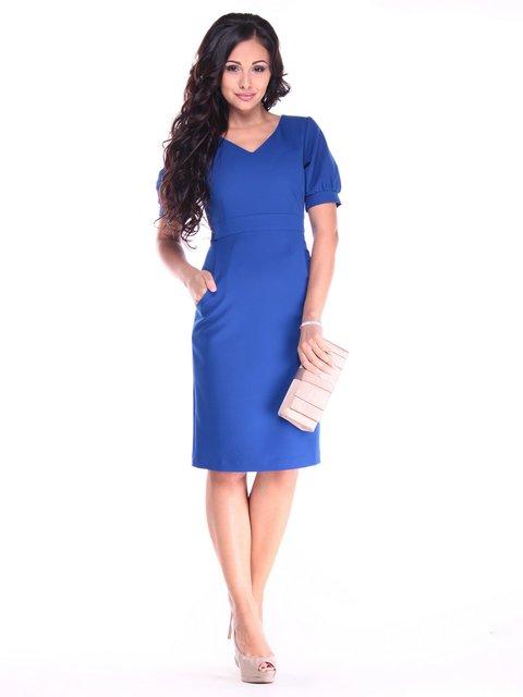 Платье цвета электрик Laura Bettini 2900649