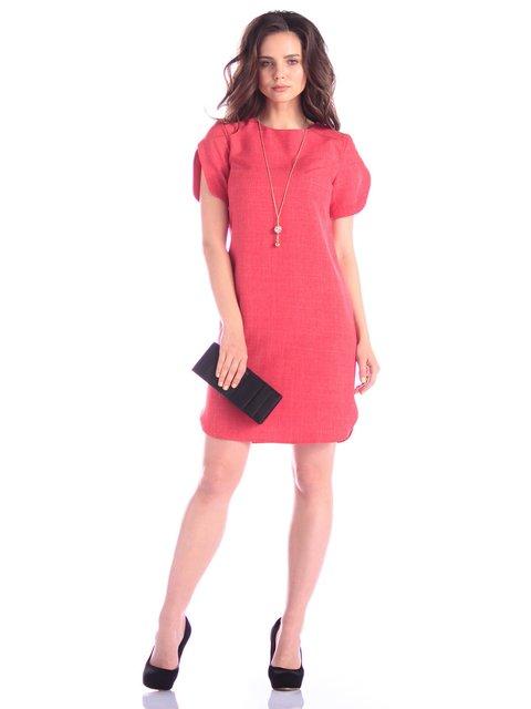 Платье цвета красный коралл Dioni 3337397