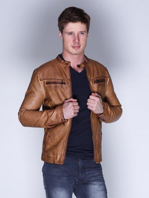 Куртка коричнева Springfield 3009907