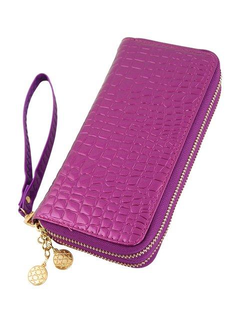 Гаманець фіолетовий Traum 3408903