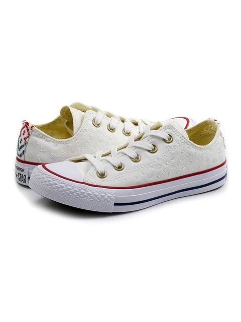 Кеды белые Converse 3400925
