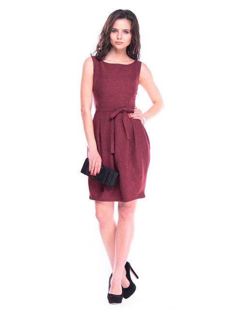 Сукня світло-сливового кольору Dioni 3323493