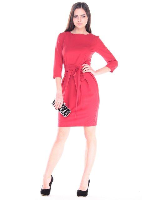 Сукня вишнева Maurini 3411775