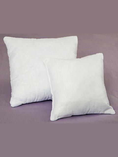 Подушка Fiber 3D белая (70х70 см) LOTUS 3028203