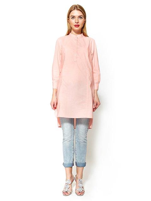 Блуза розовая MerryMeri 3277121