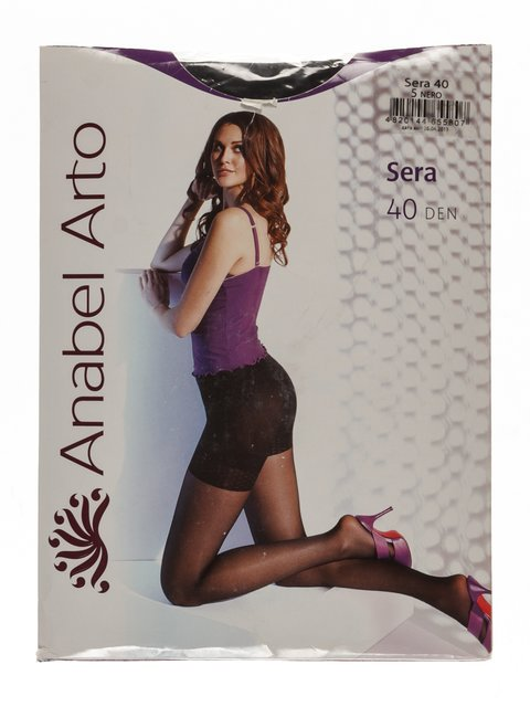 Колготки чорні 40 Den Sanpellegrino 3379446