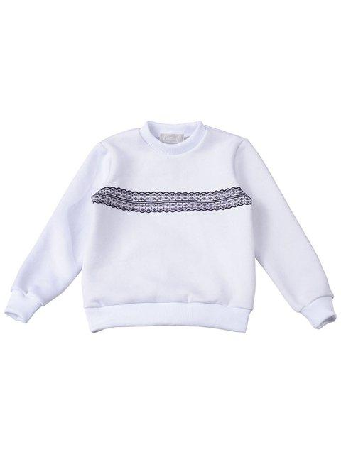 Джемпер білий Kids Couture 3419722