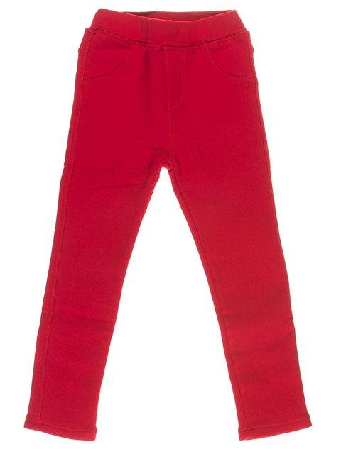 Брюки красные утепленные N8 Trend boys 3419934