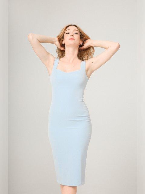 Сукня блакитна Fontana 2.0 3416685