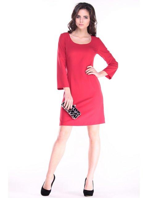 Платье сливового цвета Maurini 3148188