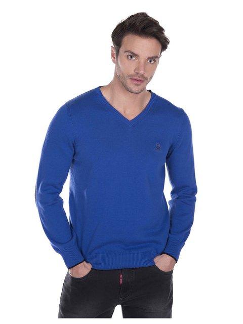 Пуловер синій Giorgio di Mare 2978715