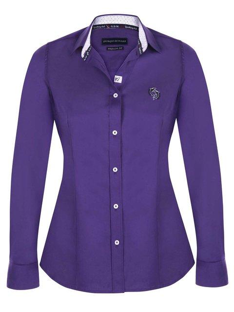 Сорочка фіолетова Giorgio di Mare 3168747