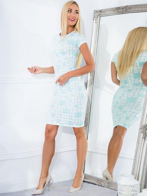 Сукня бірюзова Ottimoda 3447389