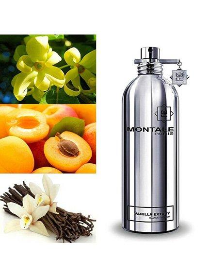 Парфюмированная вода Vanilla Extasy (50 мл) Montale 3450382