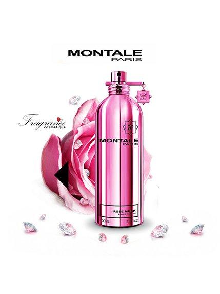 Парфюмированная вода Roses Musk (50 мл) Montale 3450408