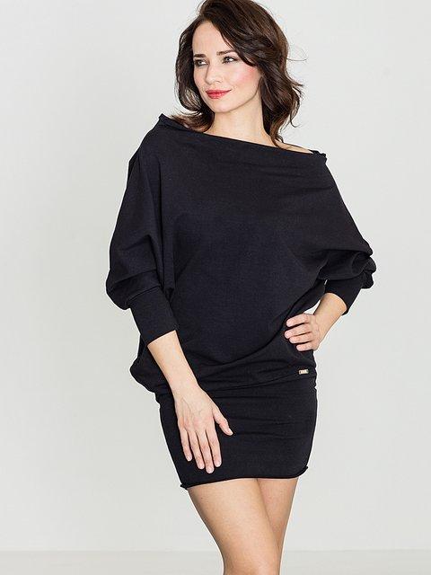 Сукня чорна Lenitif 3455219