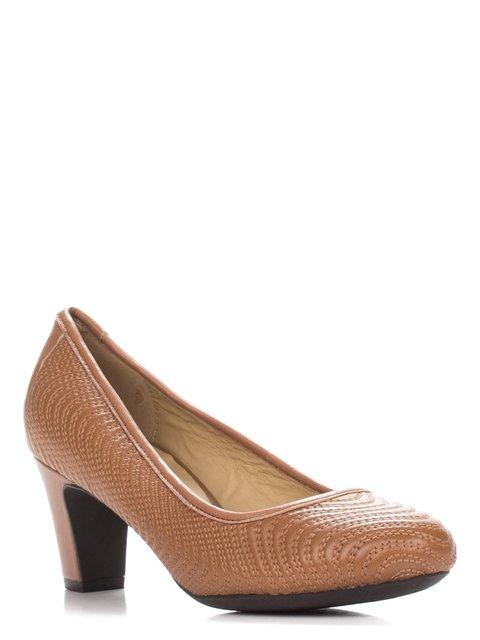 Туфлі коричневі Geox 3063828