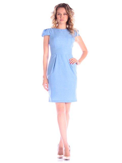 Сукня блакитна Victoria Loks 3454955
