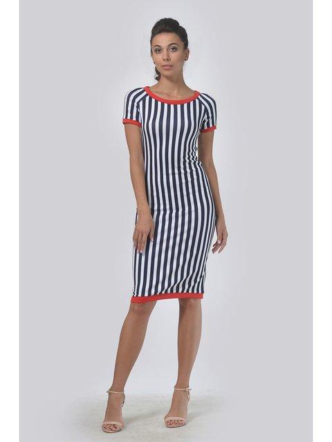 Платье в полоску LILA KASS 3459124