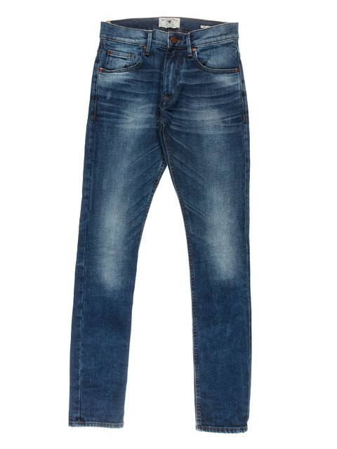 Джинси сині Mango 3451455