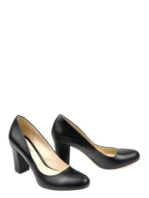 Туфли черные LeoModa 3462384