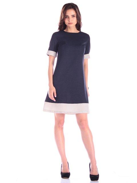 Платье темно-синее Rebecca Tatti 3471401