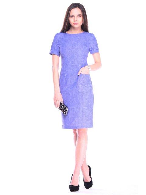 Платье фиолетовое Dioni 3470670